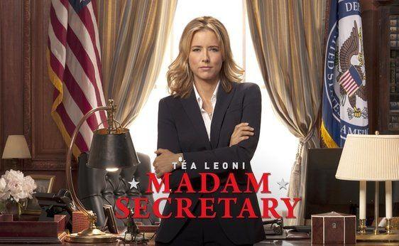 Série Madam Secretary sur Téva : des rediffusions déprogrammées.