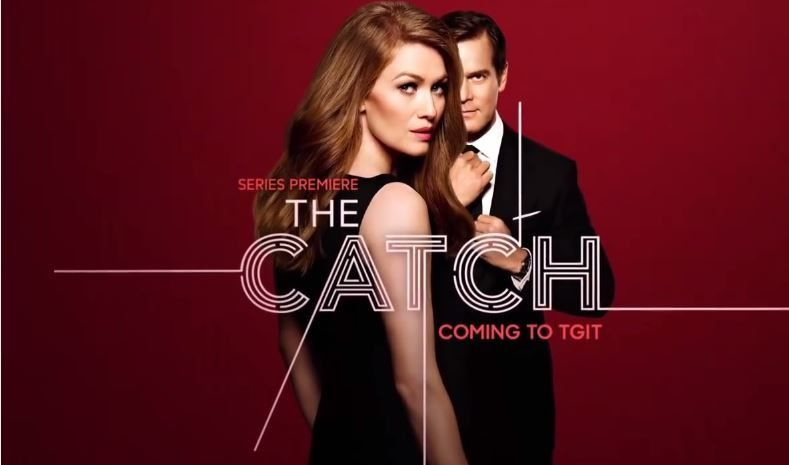 Audience du lancement de la série The Catch sur ABC.