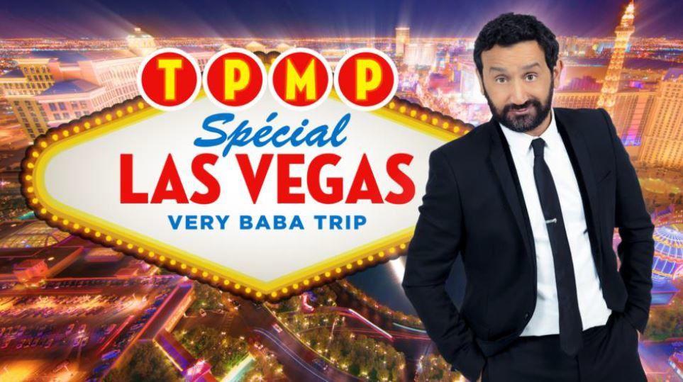 Hanouna et sa bande à Las Vegas : Prime le 21 avril sur D8.