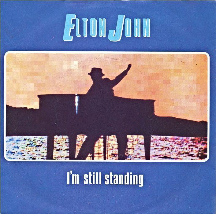 I'm still Standing par Alexandre et Clyde lors des battles de The Voice (vidéo).