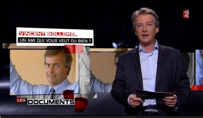 Le Zapping de Canal+, qui se paie Bolloré, a bien été rediffusé ce soir (vidéo).
