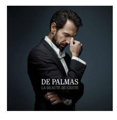 Ventes d'albums : Les Enfoirés restent leaders, De Palmas sur le podium.