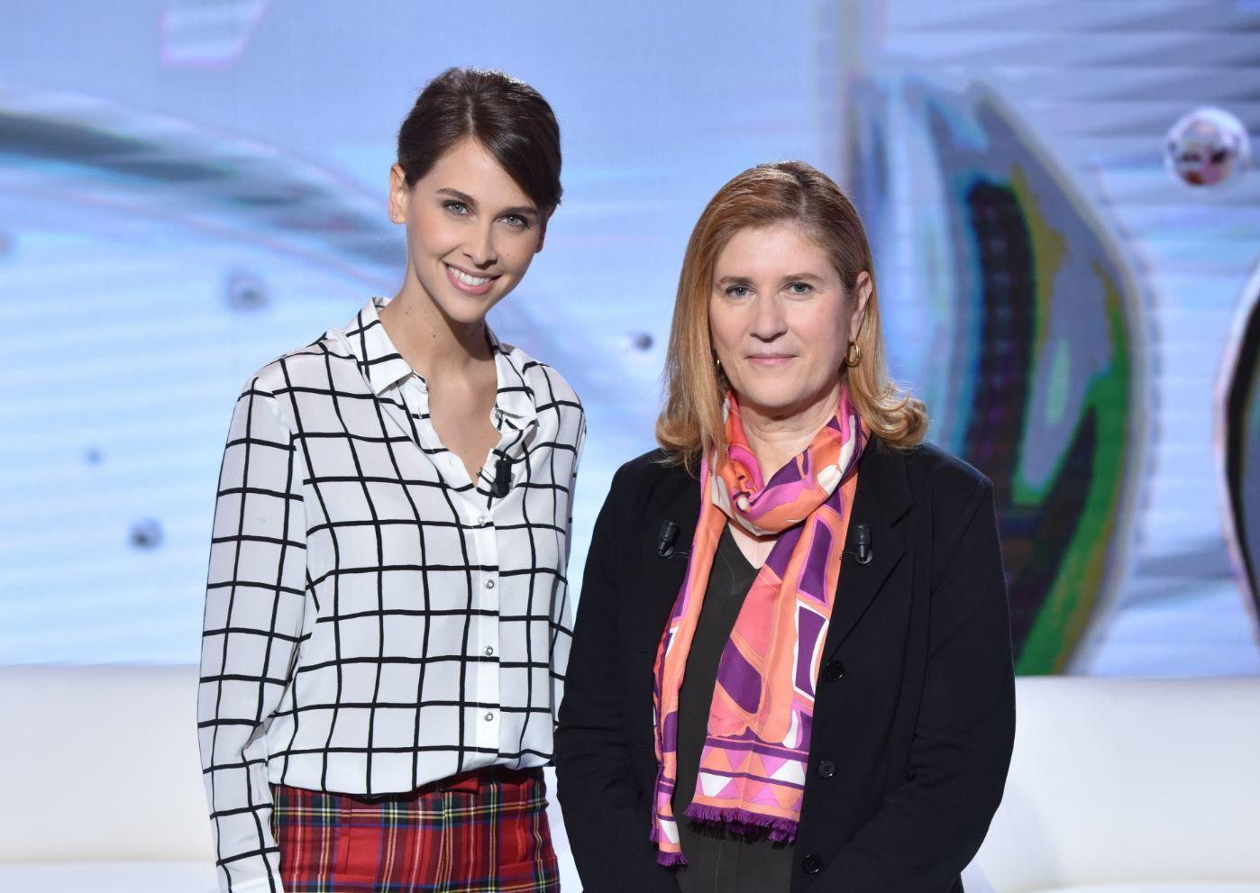 Le Tube ce samedi : les annonces de Dana Hastier, à la tête des programmes de France 3.