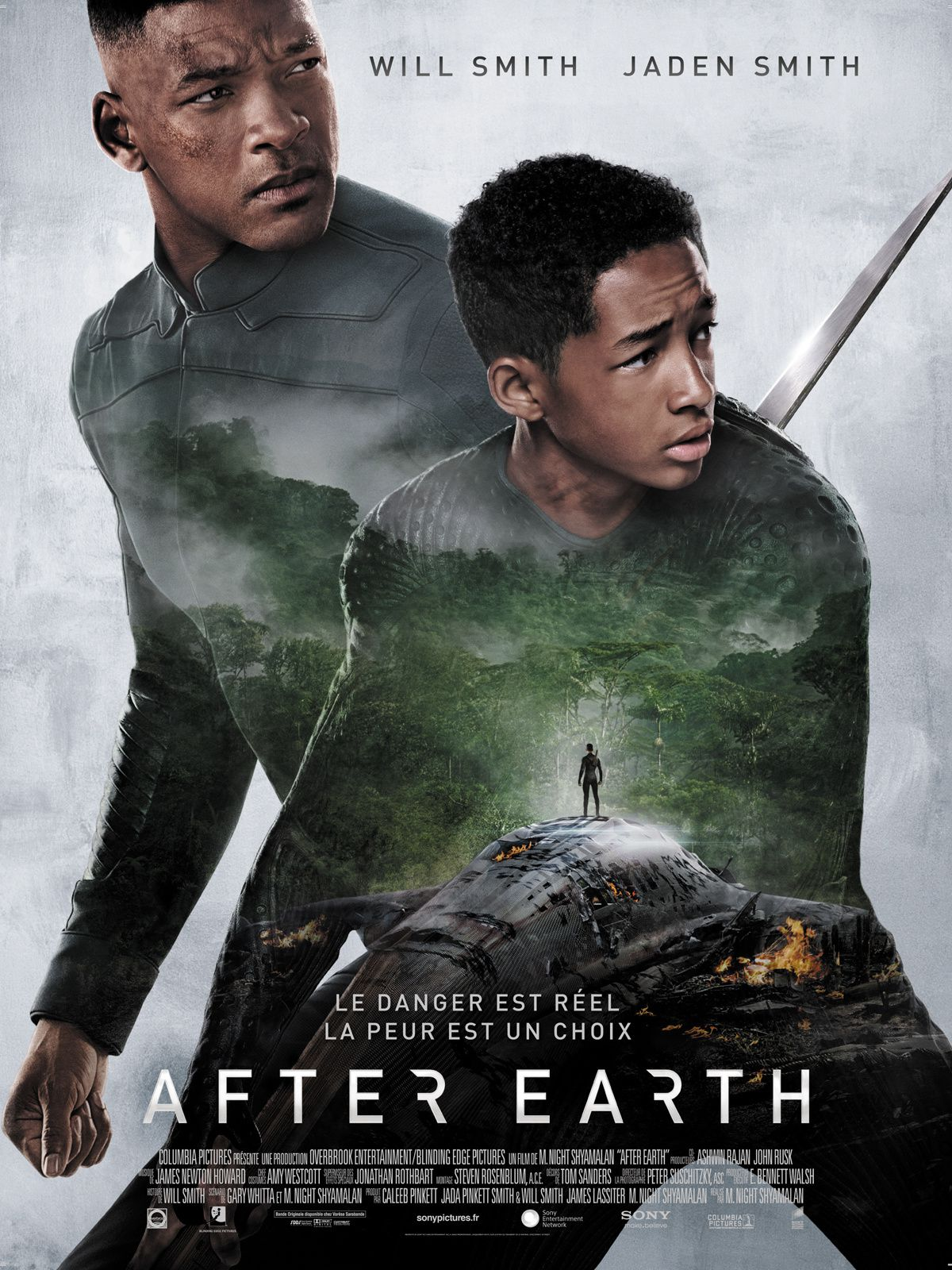 Audiences du dimanche 17 avril : l'inédit After Earth large leader.