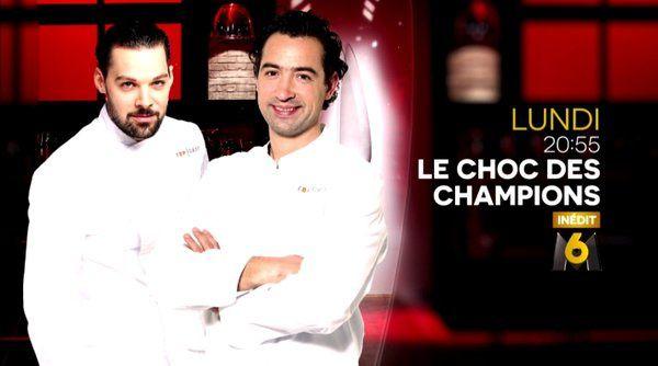 Le choc des champions ce soir sur M6 : les épreuves imposées à Pierre et Xavier en direct.