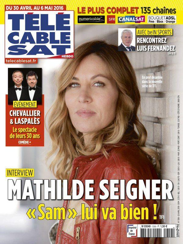 La Une des hebdos TV ce lundi : Lapix et Lemoine, Lucet, Castle...