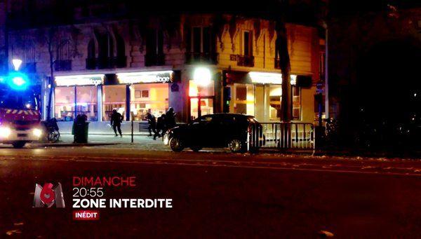 Attentats du 13 novembre : enquête ce dimanche dans Zone interdite sur M6 (Extrait).