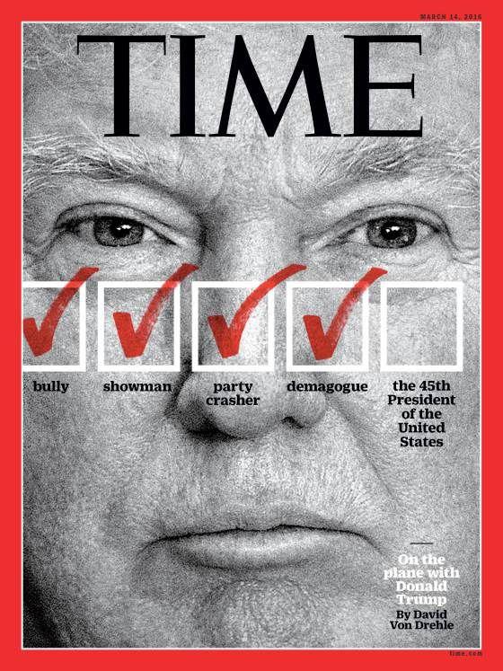 Président Trump, peut-il vraiment gagner ? Documentaire inédit le 7 juin.