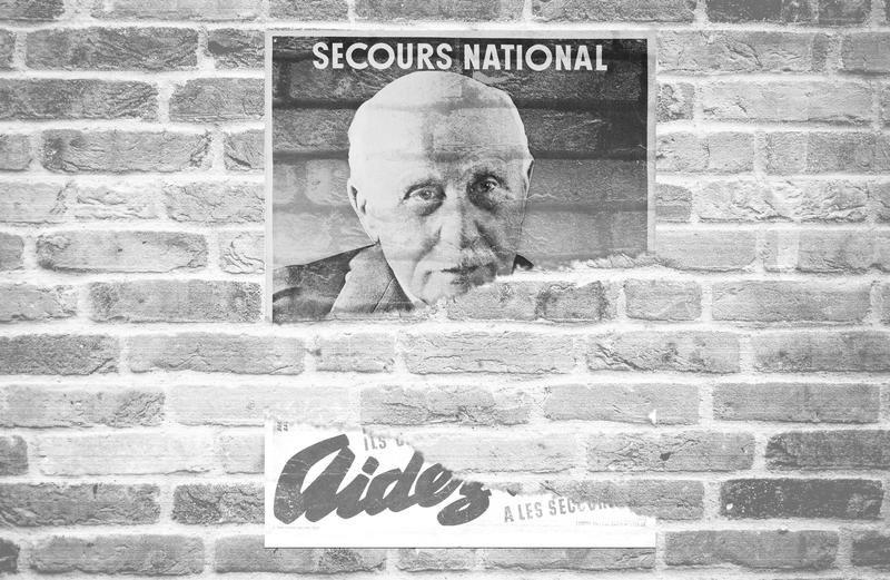 Document inédit ce lundi : Vichy, la mémoire empoisonnée.