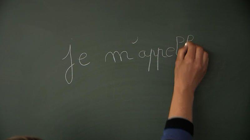 Renaître avec les mots : document inédit ce soir sur France 2 (Extrait).