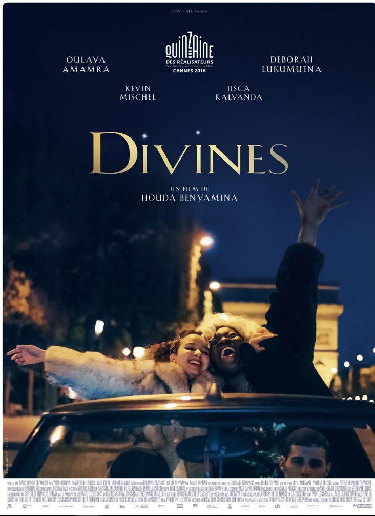 L'affiche du film Divines dévoilée.