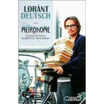 Des chroniques de Lorànt Deutsch cet été sur RTL.