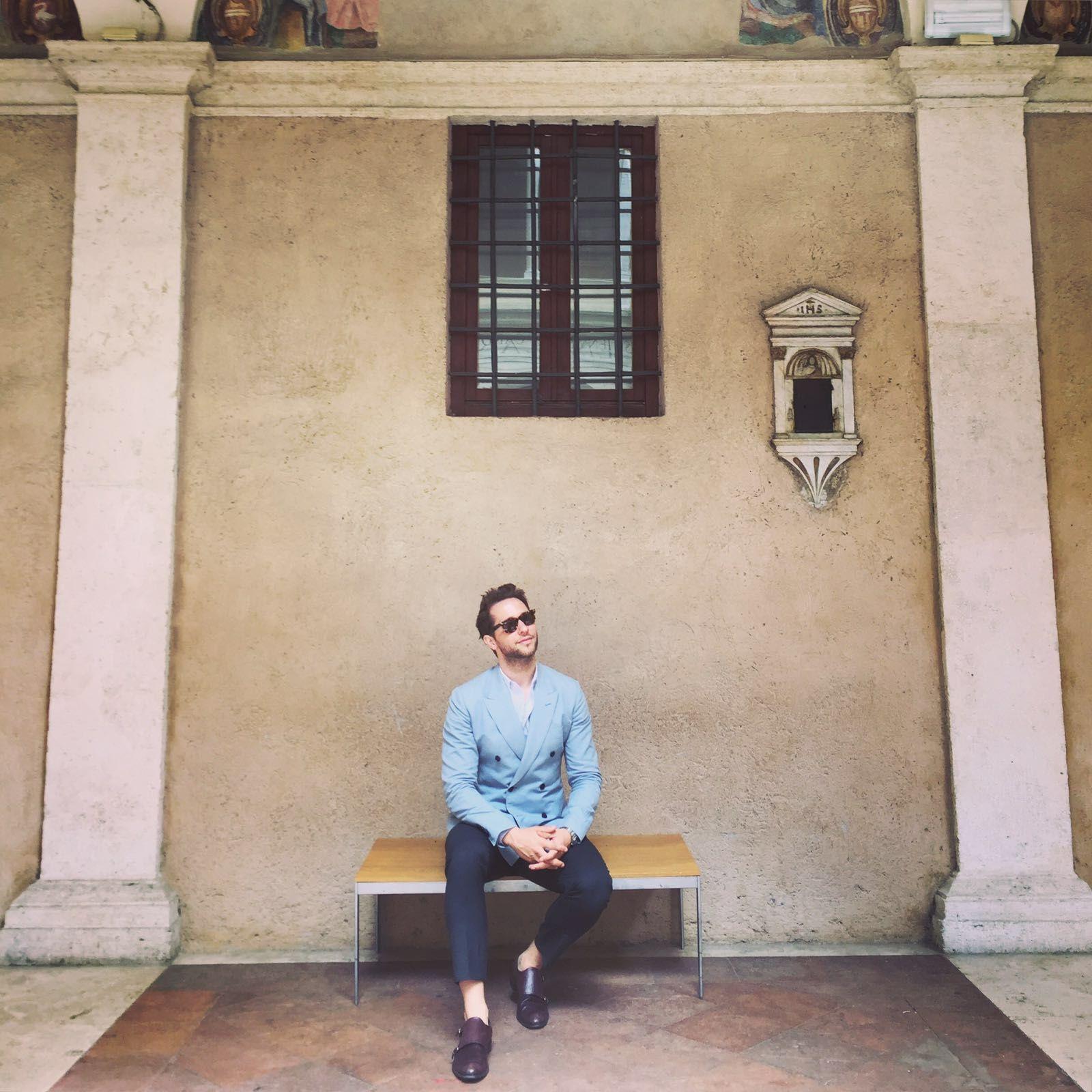 Nouvel épisode de CNN Style : à Rome avec Valentino et Sofia Coppola.