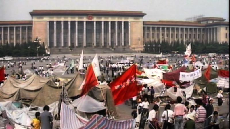 La fascinante exfiltration des dissidents de Tiananmen, cette nuit sur France 3.