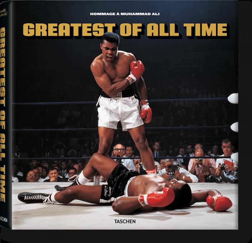 R.I.P. la Légende Muhammad Ali.
