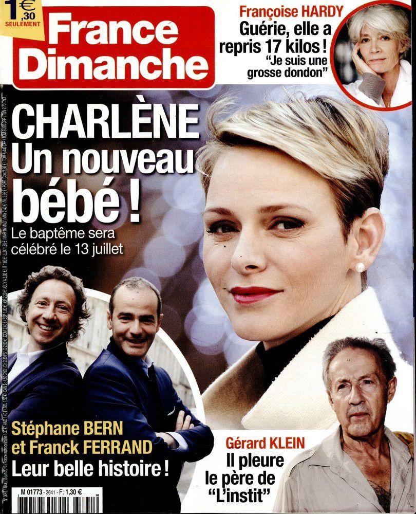 La Une des magazines people ce vendredi : Dujardin, Benzema, la fille de Loana.