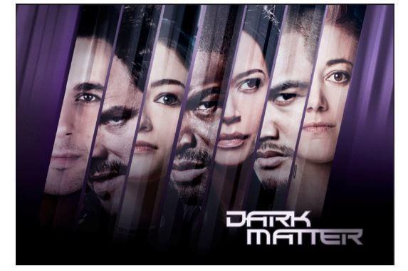 Dark Matter saison 2 dès le 5 juillet sur Syfy.