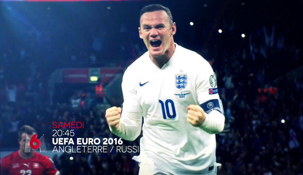 Sans surprise, M6 en tête des audiences avec Angleterre - Russie.