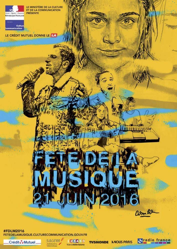 Le programme de la fête de la musique ce mardi à Paris (sélection).