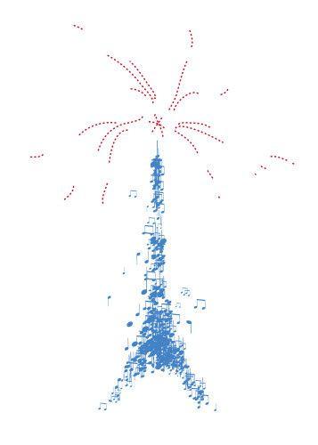 La programmation et les invités du concert du 14 juillet 2016 sous la Tour Eiffel.