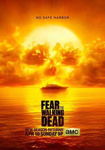 Saison 2 de Fear The Walking Dead dès le 2 août sur Canal+ Séries en version française.