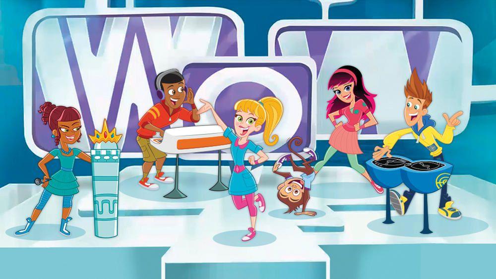 La série animée inédite Les agents pop secrets dès le 28 août sur TF1.