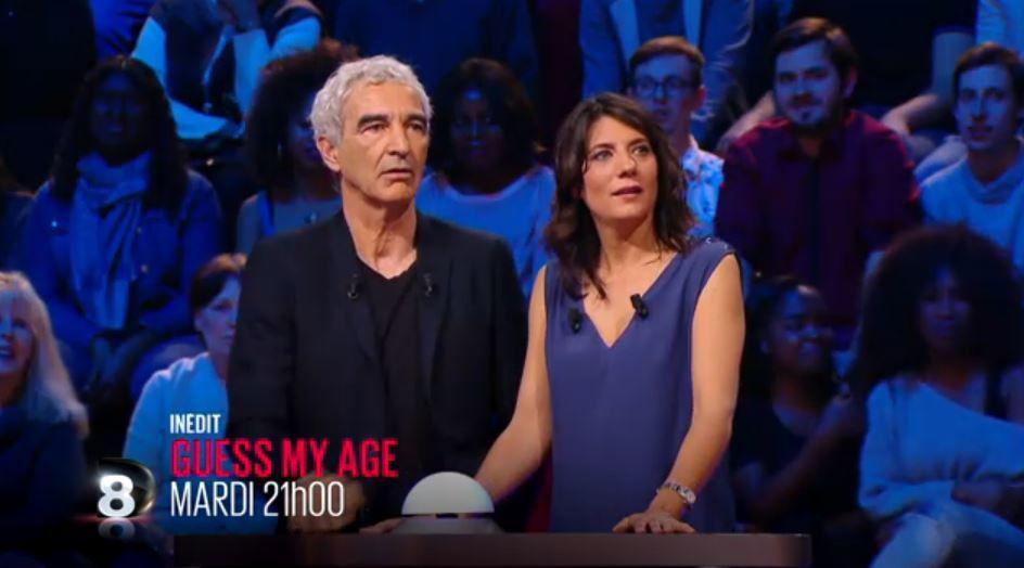 Audience du premier Prime de la création française &quot&#x3B;Guess My Age&quot&#x3B;.