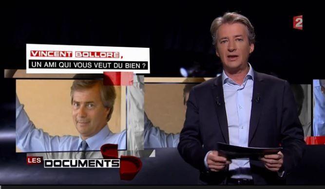 Vincent Bolloré, un ami qui vous veut du bien ? Enquête rediffusée ce jeudi sur France 2.