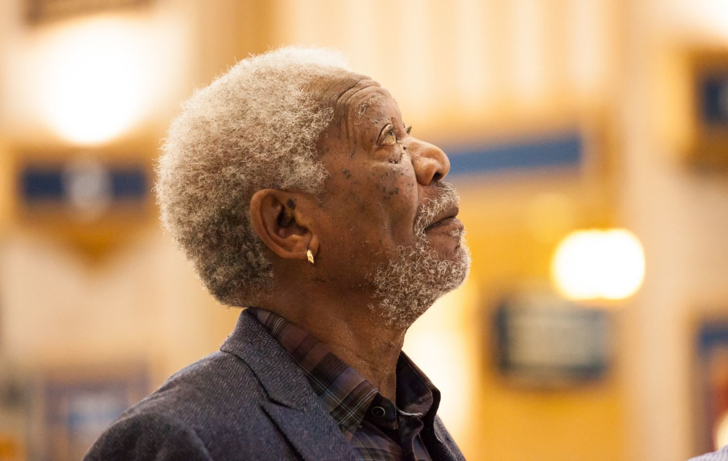 National Geographic Channel annonce la saison 2 de Story of God avec Morgan Freeman.