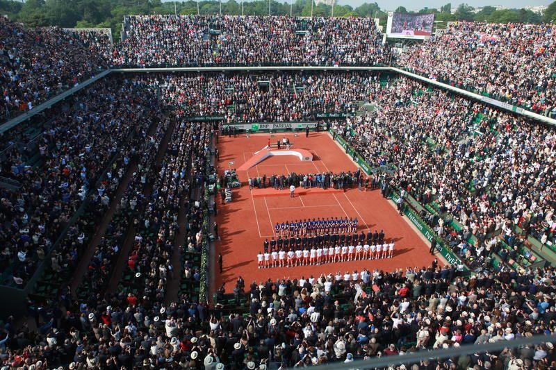 Le tournoi de Roland-Garros au moins jusqu'en 2020 sur France Télévisions et Eurosport.