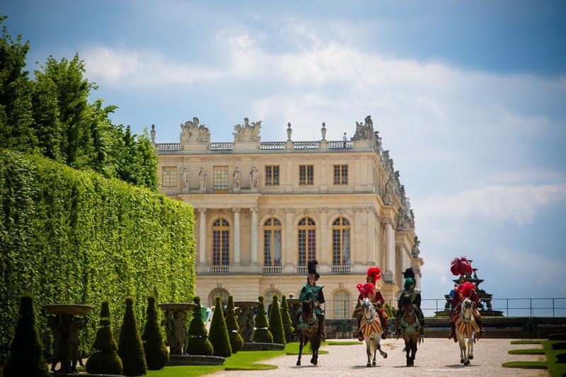 Carrousel Royal à Versailles : spectacle cette nuit sur France 2.