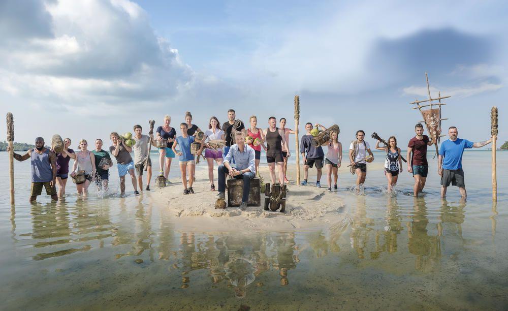 Les débuts de Koh-Lanta, l'île au trésor : découvrez les 20 candidats et les 1ères minutes.