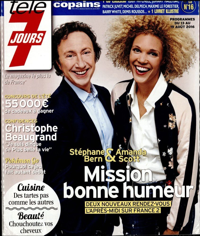 La Une des hebdos de la presse TV ce lundi : The Voice Kids, Olivier Minne, SFR Sports...