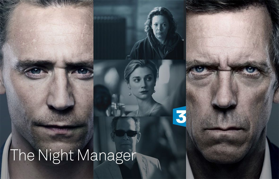 La série The Night Manager arrive ce jeudi sur France 3.