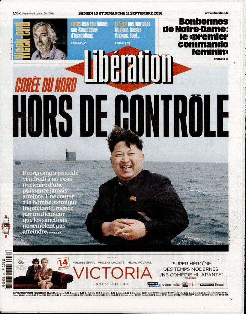 La Une de la presse quotidienne nationale ce samedi.