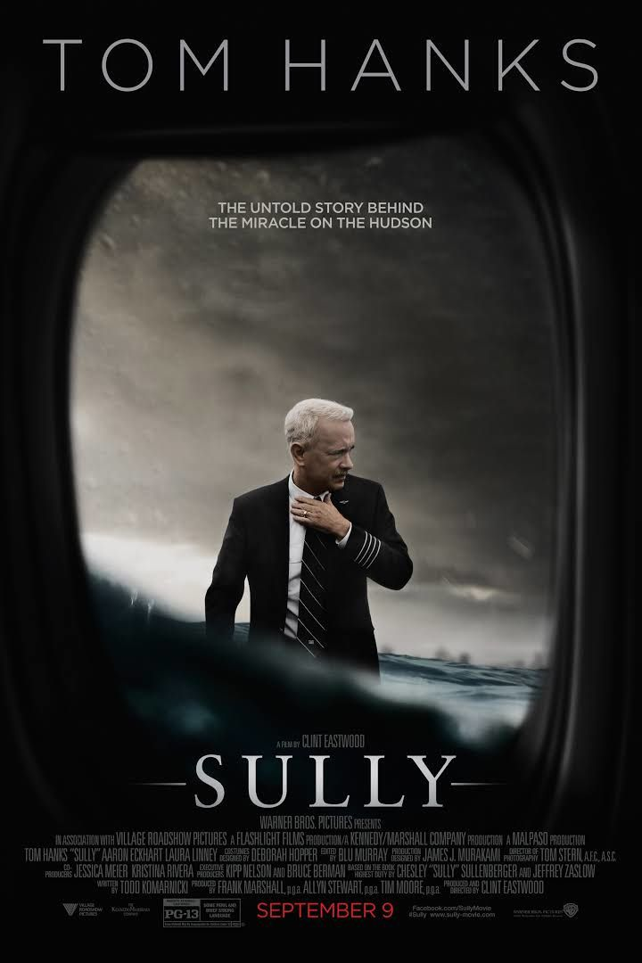 Box-office USA : Tom Hanks leader avec Sully, naufrage pour Robinson Crusoé.