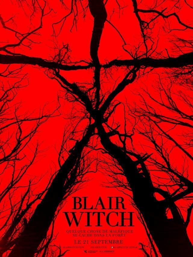 En salles dès ce mercredi : Blair Witch (extrait et bande-annonce).