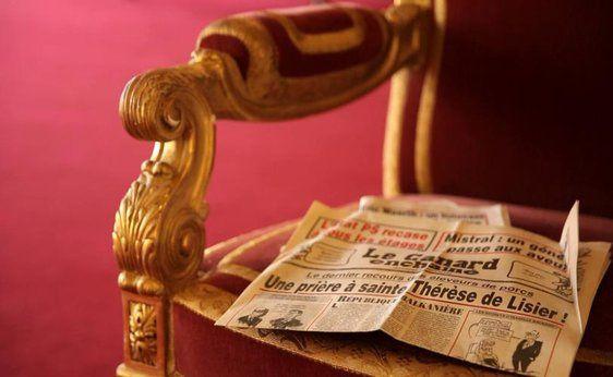 Un document consacré au Canard Enchaîné rediffusé vendredi en raison de l'actualité.