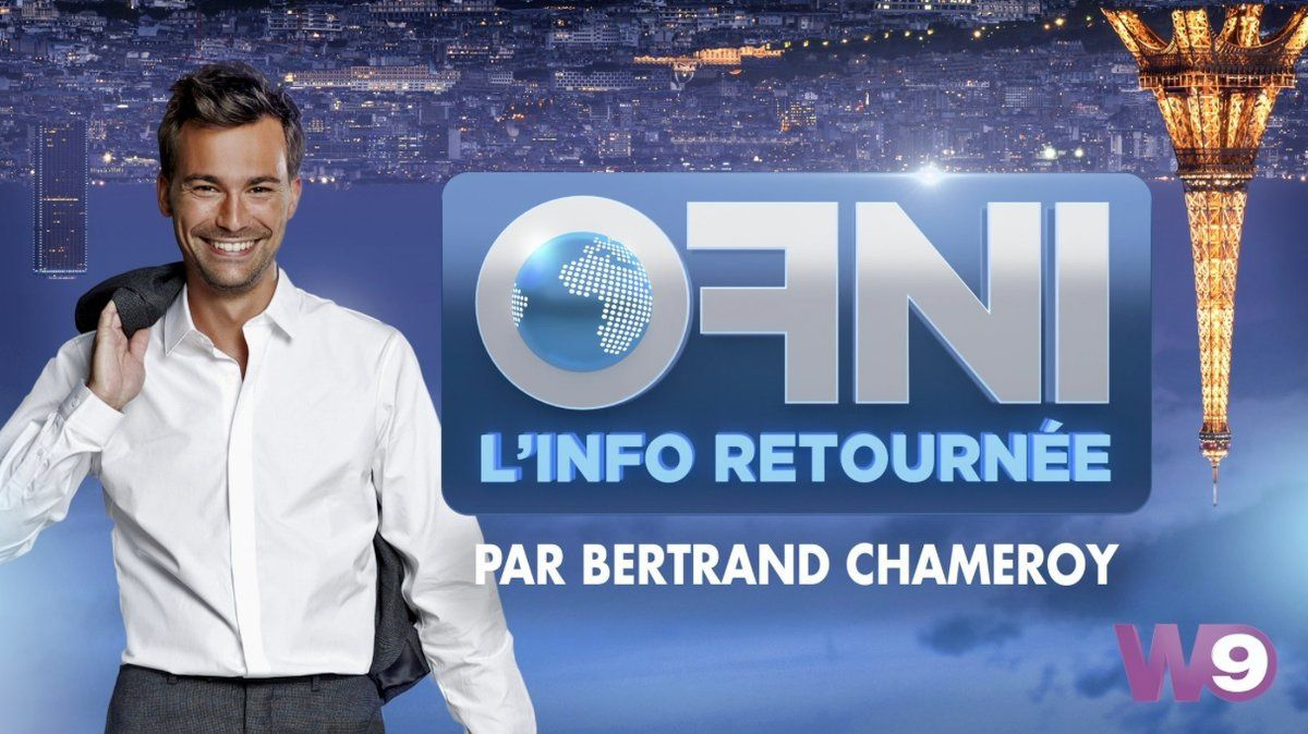 Audience du deuxième numéro d'OFNI, avec Bertrand Chameroy sur W9.