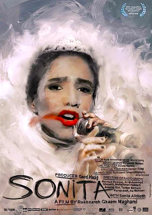 Mariage forcé en Afghanistan : le témoignage de Sonita Alizadeh hier dans 7 à 8.