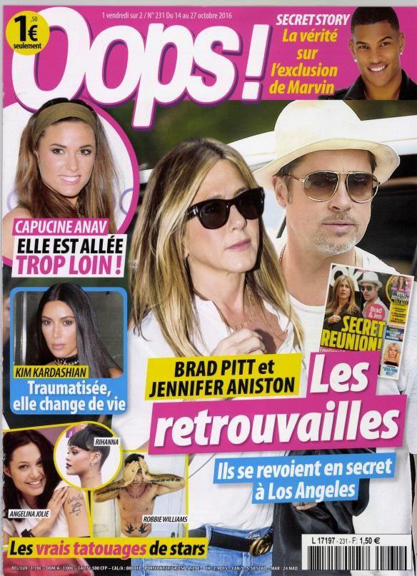La Une des revues people parues ce vendredi : Ayem, Charlotte de Monaco, Sophie Marceau...