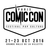 Mike Colter de Luke Cage et Carice Van Houten de Game of Thrones présents au Comic Con Paris.
