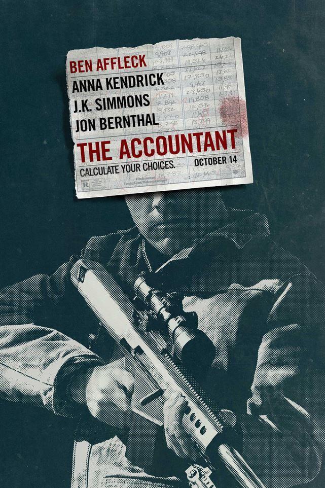 Box-office USA : Ben Affleck leader avec The Accountant, désastre pour Max Steel.