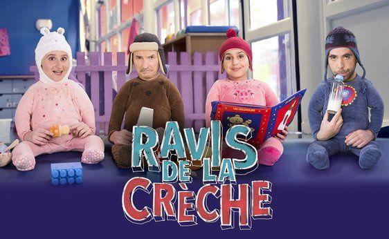 La série courte inédite Ravis de la crèche débarque ce soir sur 6ter.