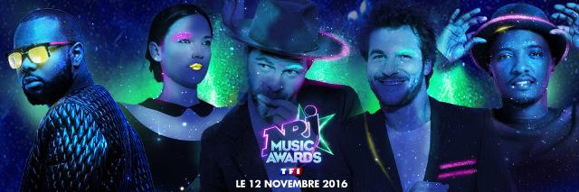 NRJ Music Awards : voici les nominations pour la chanson française de l'année.
