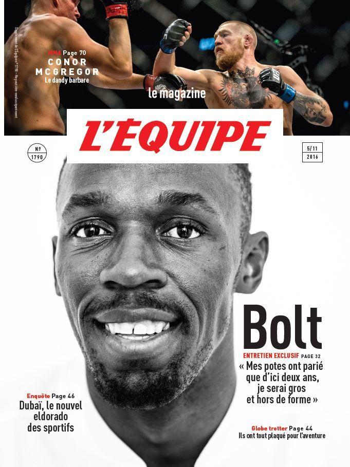 Nouvelle formule pour l'hebdomadaire L'Équipe Magazine ce week-end, rebaptisé L'Équipe.