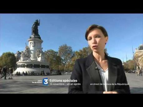 Émissions et éditions spéciales ce 13 novembre sur France 3 Paris Ile-de-France.