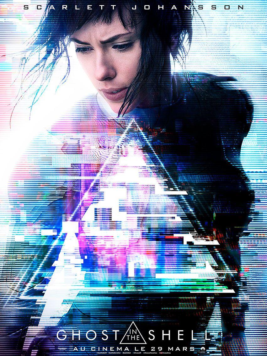 La bande-annonce du film Ghost in the Shell, avec Scarlett Johansson.