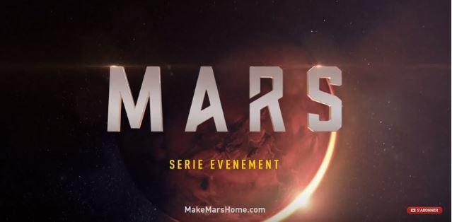 Produite par Brian Grazer et Ron Howard, la série MARS à voir dès ce soir sur National Geo.