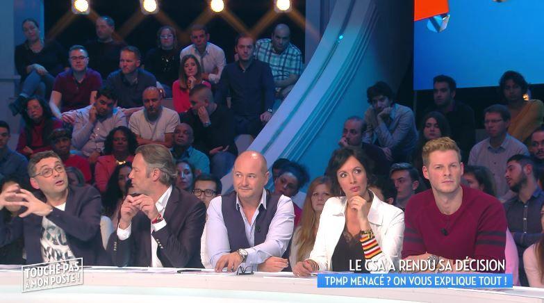Sylvie Pierre-Brossolette, du CSA, à propos de TPMP! : &quot&#x3B;Nous franchissons un cap en réagissant plus fort&quot&#x3B;.
